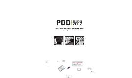 PDD 2017: E y P