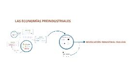 LAS ECONOMÍAS PREINDUSTRIALES-2014