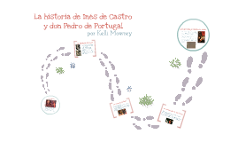 Inés de Castro y don Pedro de Portugal
