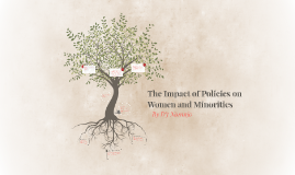 The Impact of Policies on Women and Minorities