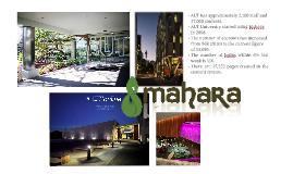 Mahara and Beyond presentation