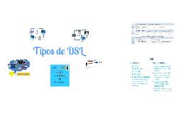 Tipos de DSL