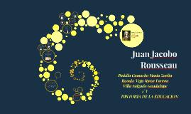 Copy of Juan Jacobo Rousseau