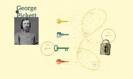 George Pickett was born on January 25, 1825 in Richmond, Vir