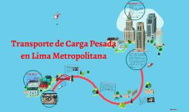 Copy of Externalidades del Transporte de Carga Pesada en Lima Metrop