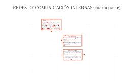 REDES DE COMUNICACIÓN INTERNAS (cuarta parte)