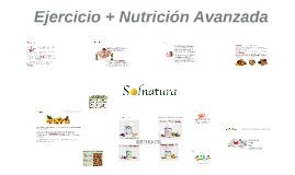 Ejercicio + Nutrición Avanzada