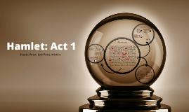 Hamlet: Act 1