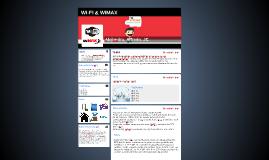 wifi & wimax