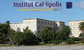 Carta servei Institut Cal·lípolis