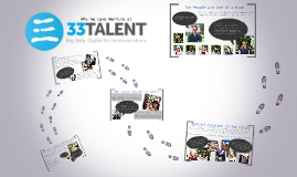 Working at 33 Talent