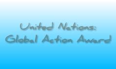 United Nations Global Action Award