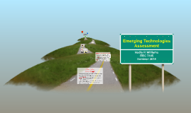 Emerging Technologies Assessment
