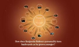 The Curios Case of Benjamin Button.
