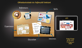 Copy of Oktatáskutató és fejlesztő intézet