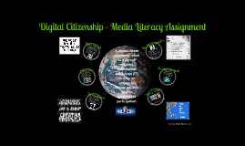 Digital Citizenship - Media Literacy Assignment
