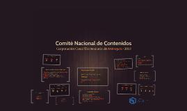 Comité Nacional de Contenidos
