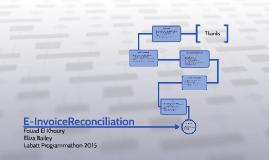 E-InvoiceReconciliation