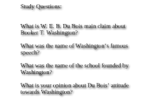 StudyQuestions