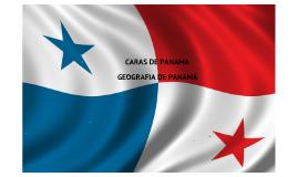 Caras de Panamá (Razas)