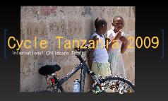 Cycle Tanzania 2009