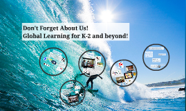 Don't Forget About Us! Integrating a Worldview of Technology in K, 1, and 2