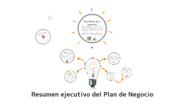 Copy of Resumen ejecutivo del Plan de Negocio