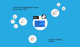 Journal Club: leukotriene receptor antagonists in VIW
