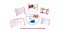 Copy of The Black Death in the Middle Ages