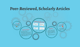 Peer-Reviewed, Scholarly Articles