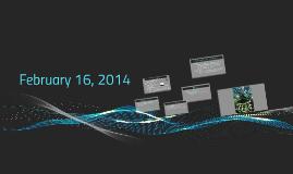 February 16, 2014