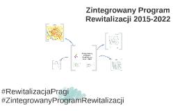 Zintegrowany Program Rewitalizacji 2014-2022