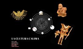 LA CULTURA CALIMA