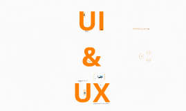 UX / UI Team