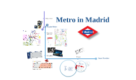 Copy of Metro in Madrid
