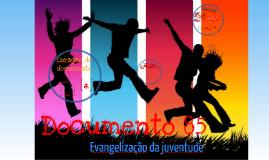 Documento 85 - Evangelização da juventude