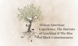 African American Experience: The Horrors of Lynching