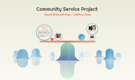 1.04B Service Learning Project