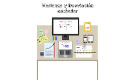 Copy of VARIANZA Y DESVIACIÓN ESTÁNDAR