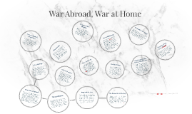 War Abroad, War at Home