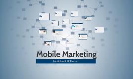 Templateof Mobile Marketing