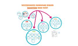 NECESIDADES HUMANAS MAXFRED MAX NEEF