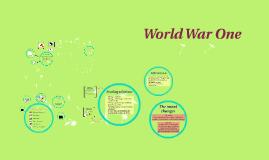 Unit 1&2: WW1