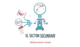 El Sector Secundari: matèries primeres i fonts d'energia