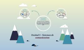 Estructuras de los sistemas de comunicaciones
