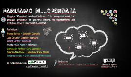 L'Italia degli Opendata