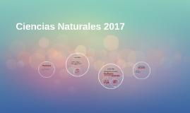 Copy of Ciencias Naturales 2016