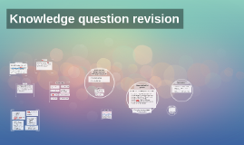 Knowledge question revision