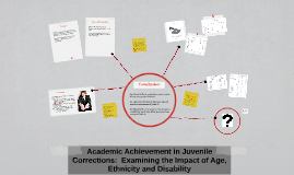 Academic Achievement in Juvenile Corrections