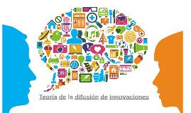 Teoría de la difusión de innovaciones